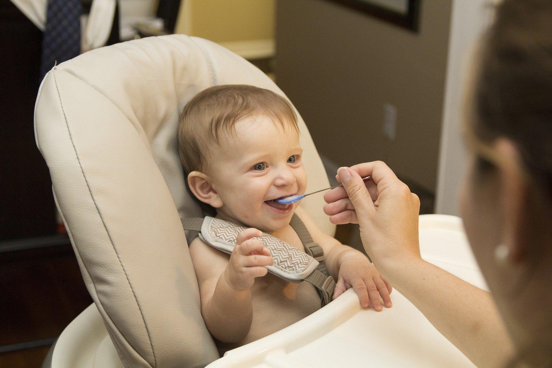 Alimentation du bébé 11