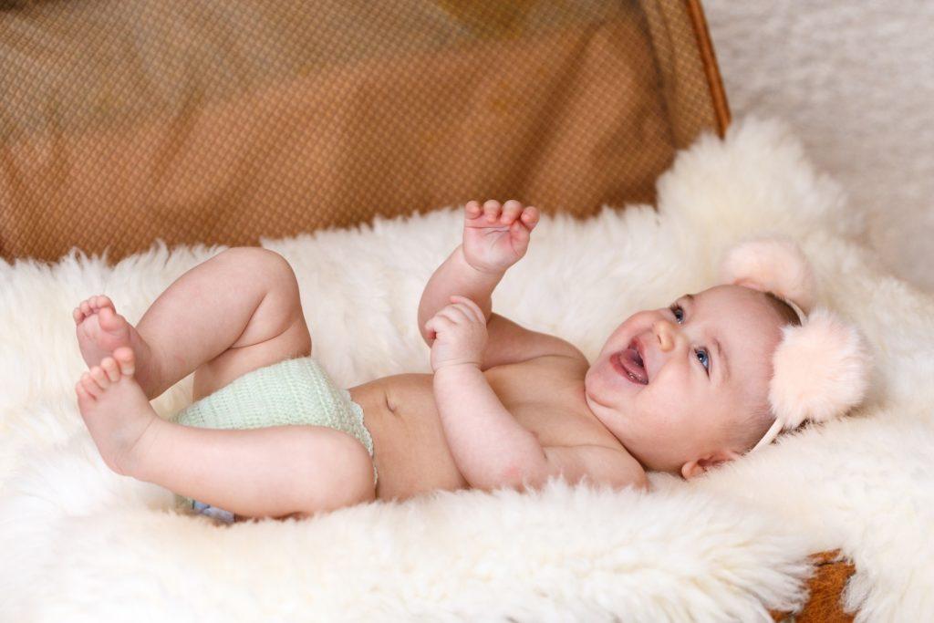 De nouveau-né à enfant 2