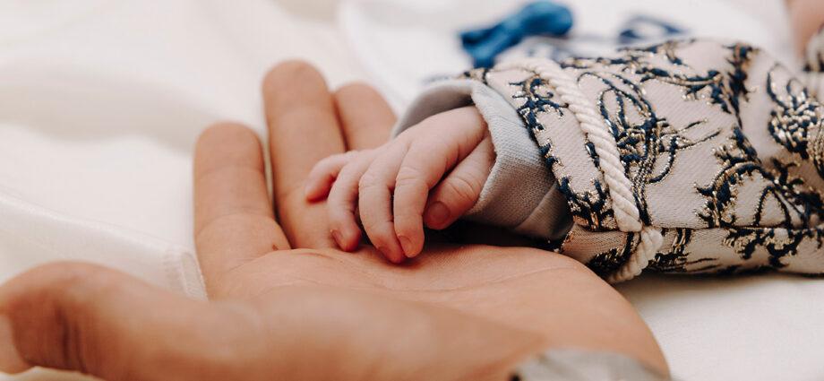 Comment utiliser un kit d'empreintes pour bébé 1